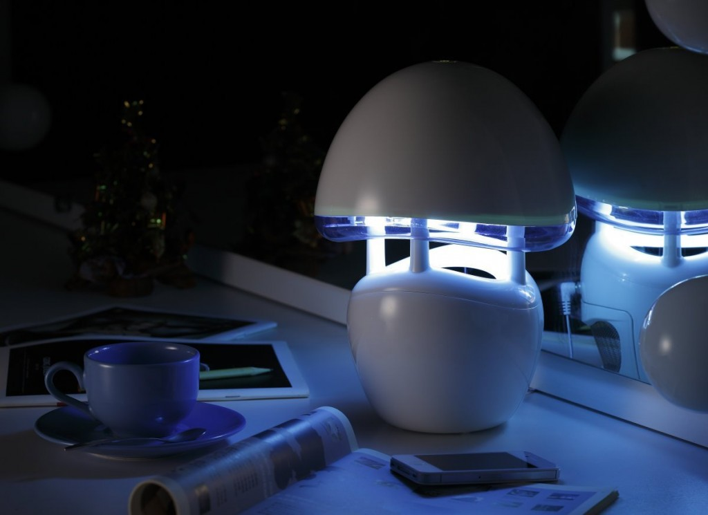 InaTrap Electronic Insect Killer and Night Light
