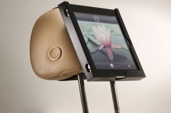 Headrest Mount for Apple iPad