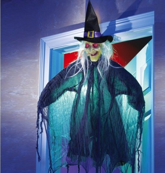 Lighted Wicked Witch