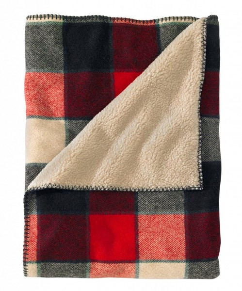 Hickory Run Throw by Woolrich