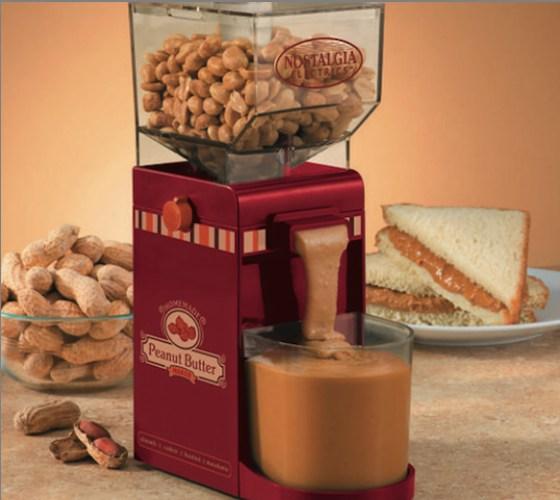 Electric Peanut Butter Maker
