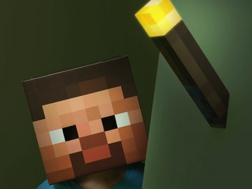 Minecraft-Masks