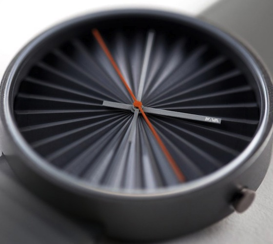Plicate Watch by Nava