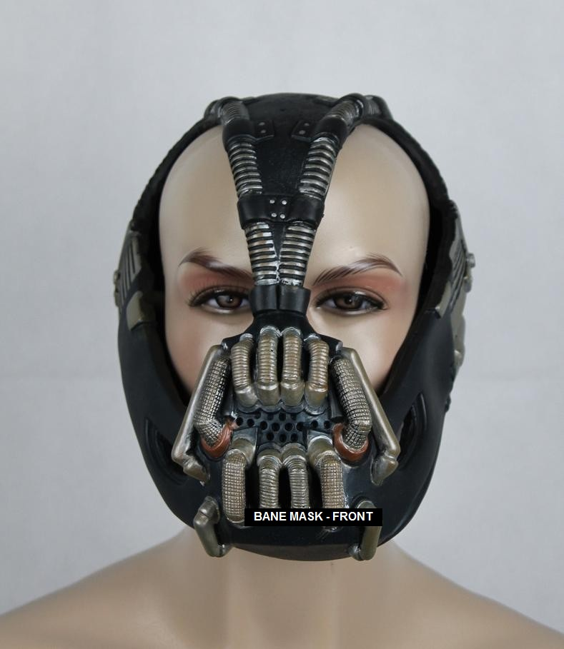 Bane Mask Costume Batman