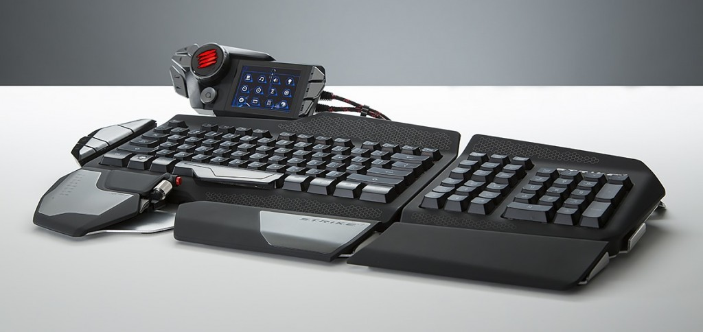 Mad Catz S.T.R.I.K.E. 7 Keyboard