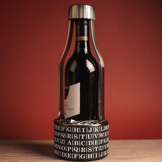 Vino Vault Wine Cryptex