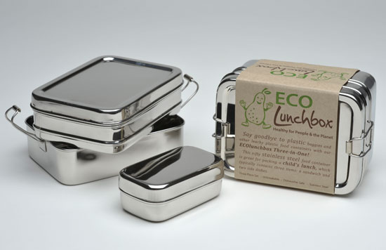 Stainless Steel Lunchbox Container