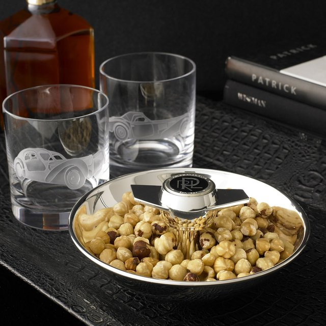 Sutherland Hubcap Nut Bowl by Ralph Lauren