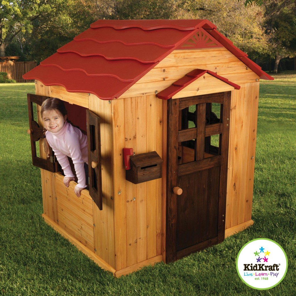 Kidcraft Outdoor Playhouse