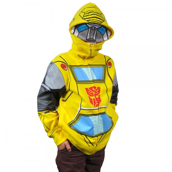 Bumblebee Costume Hoodie