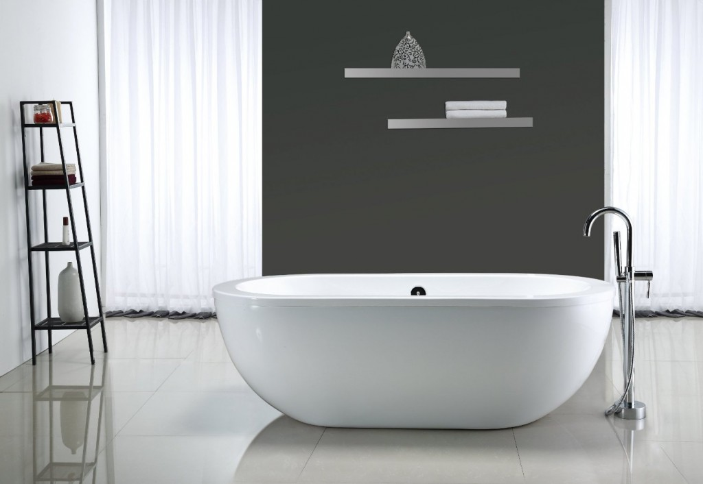 Serenity Freestanding Bathtub