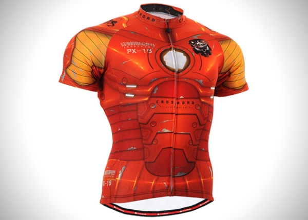 Iron-Man Cycling Jersey