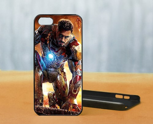 Iron Man 3 Case for iPhone 4/4s