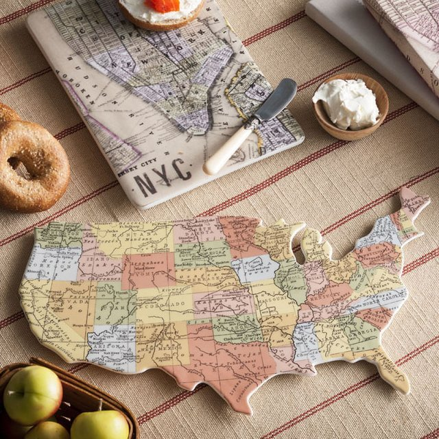 USA Cartography Tray
