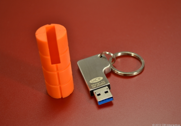 LaCie 64GB USB Flash Drive