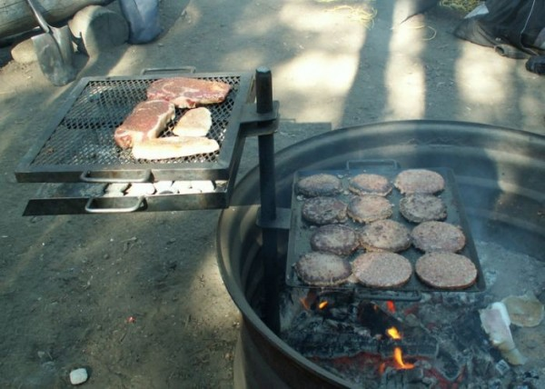 Mountain Man Grill And Griddle