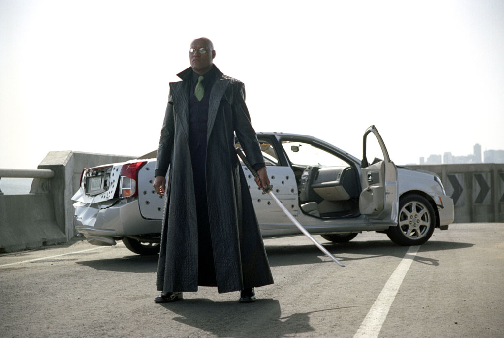 Matrix Morpheus Costume