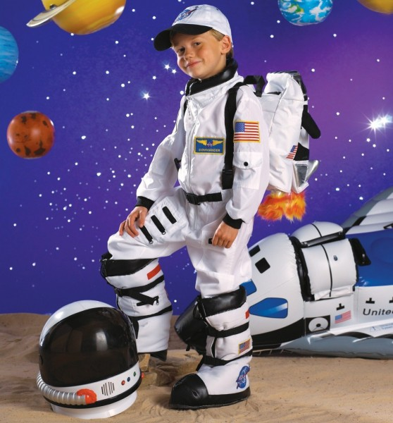 NASA Jr. Astronaut Suit