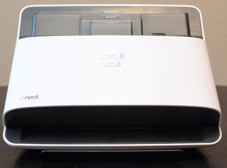 Scanner and Digital Filing System