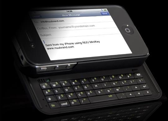 iPhone 4 Mini Keyboard