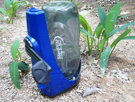 Steripen Sidewinder Water Purifier