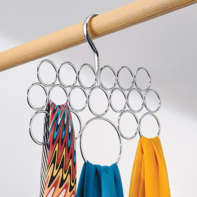 InterDesign Axis Scarf Holder