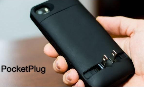 PocketPlug Case For iPhone