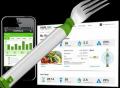 Bluetooth Enabled Smart Fork