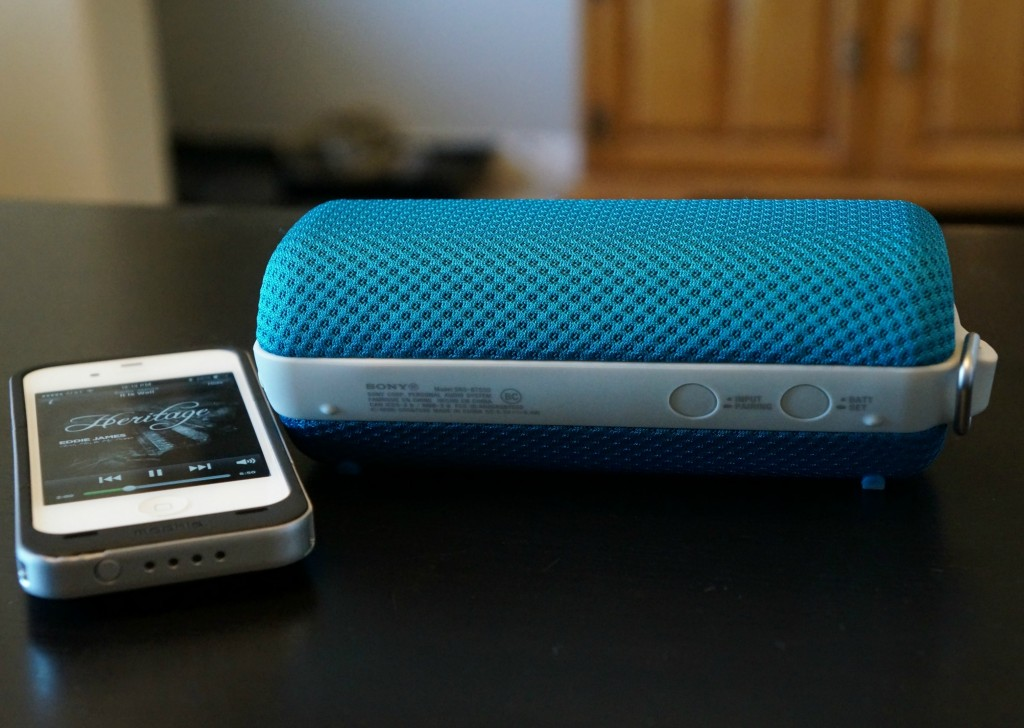 Splash-Proof Wireless Speaker