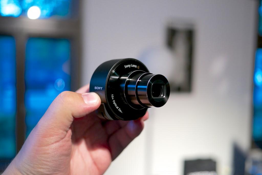 Sony Lens-Style Camera