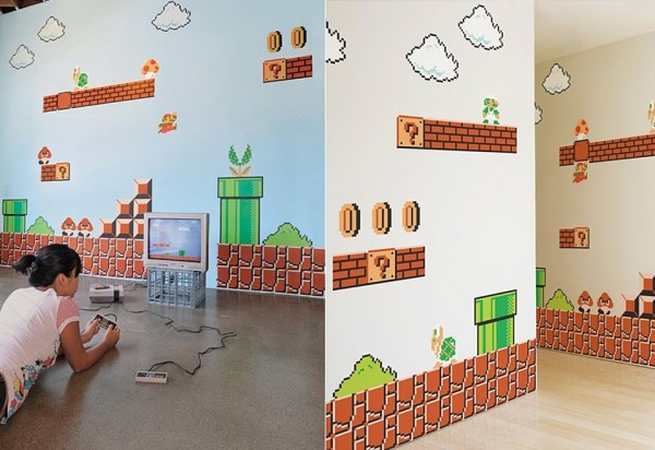 Wall Graphics – Super Mario Bros