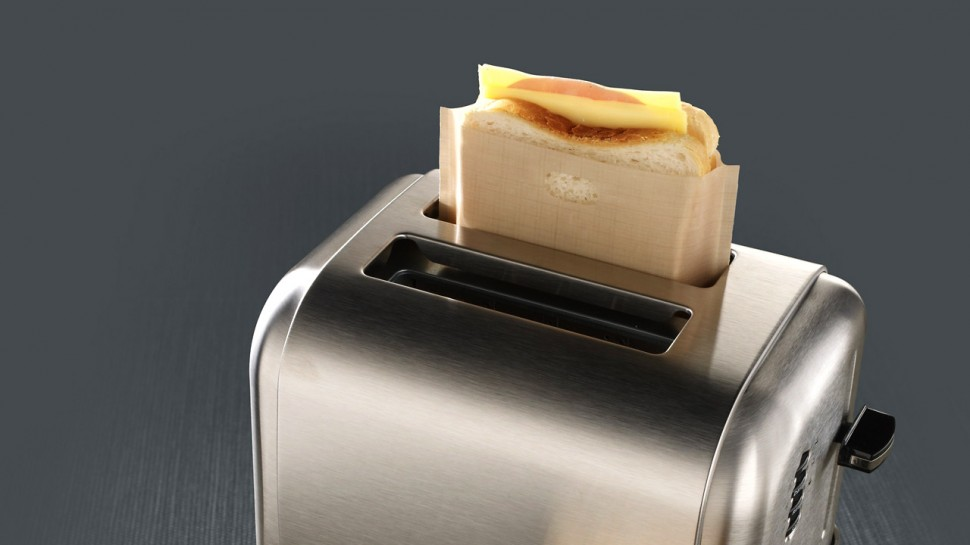 Toaster Cheese Bags