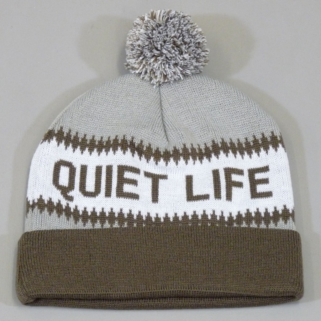 The Quiet Life Flake Bobble Hat