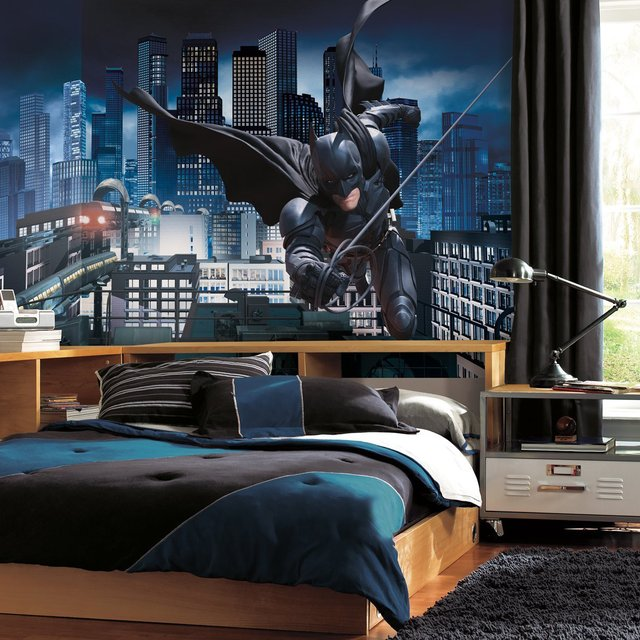 Dark Knight Wall Mural