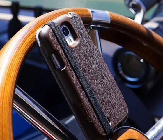 Watson Wallet Samsung Galaxy S4 Case
