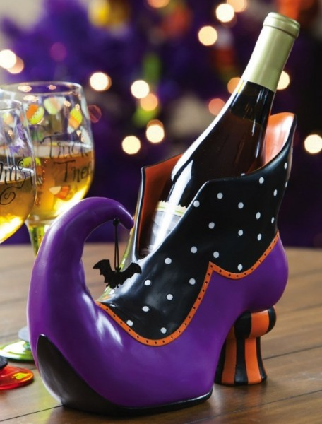 Shoe Wine Bottle Holder
