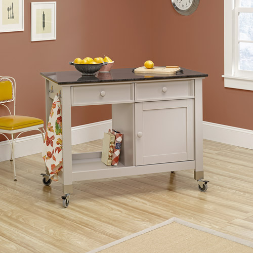 Cottage Mobile Kitchen Island