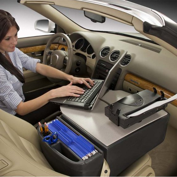 AutoExec RoadMaster Mobile Desk
