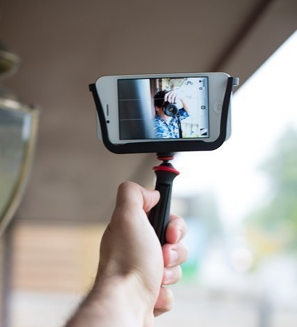 SlingShot Smartphone Video Stabilizer