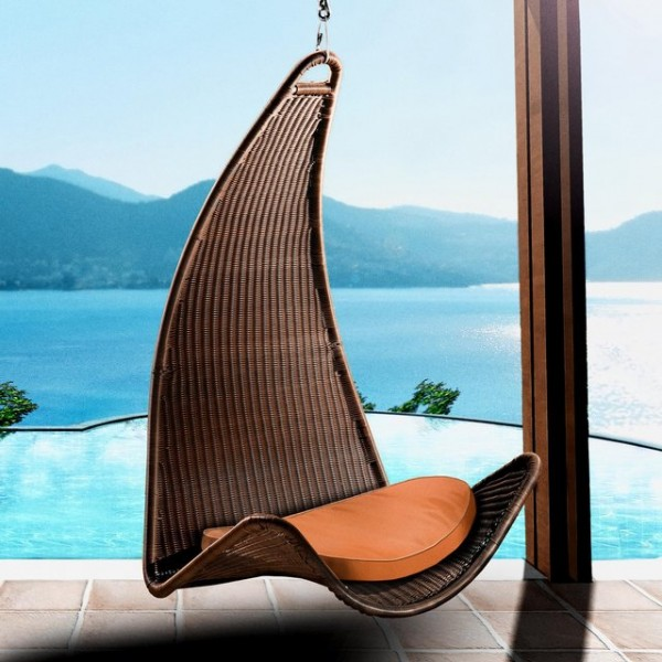 Balance Hanging Curve Chair