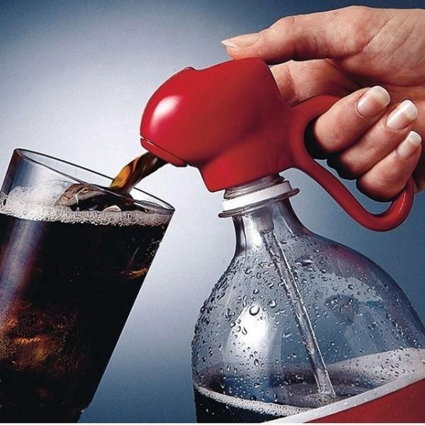Fizz Keeper Soda Dispenser
