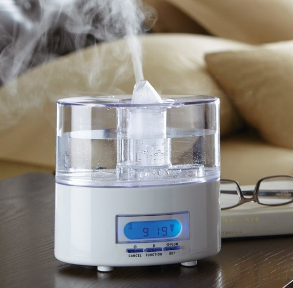 Alarm Clock Humidifier