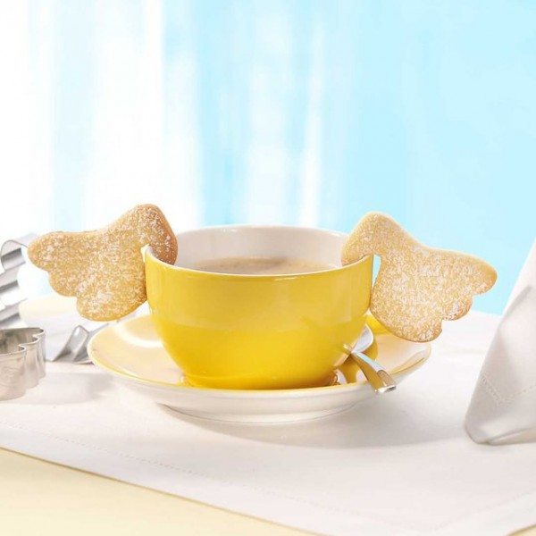Angel Wings Cookie Cutters