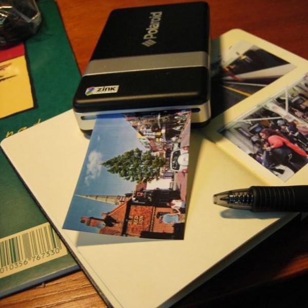 Polaroid Pogo Instant Mobile Printer Petagadget