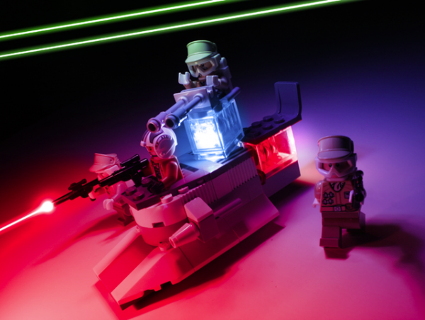 BrickBrites LED Lego Bricks