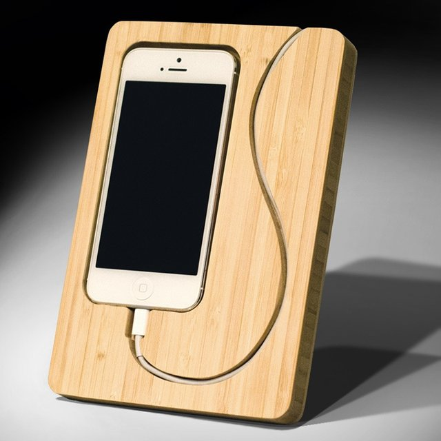 Chisel iPhone Dock