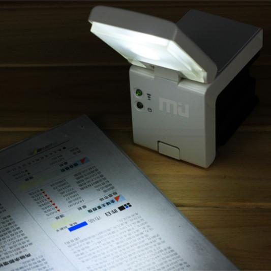 Mini Portable LED Bed Lamp