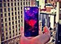 Galaxy iPhone 5 Case by Sprayground