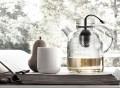 Glass Kettle Teapot by Menu