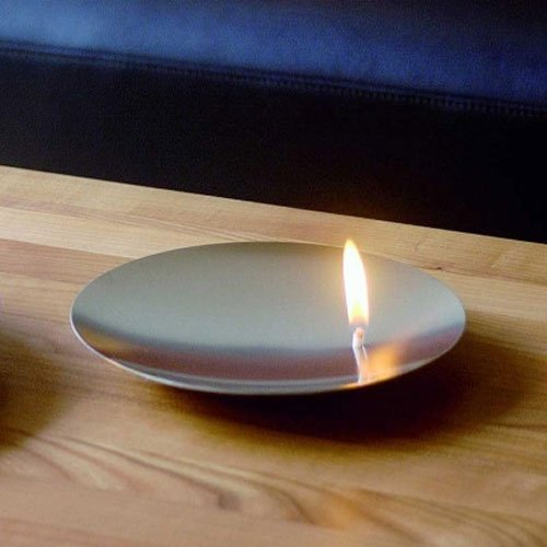 Mono Concave Oil Lamp